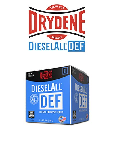Drydene DiselAll DEF product shot